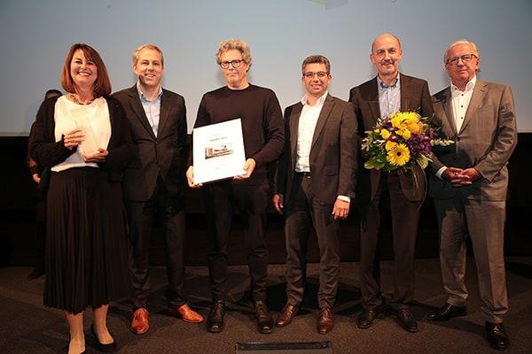 Gewinner ImmobilienAward 2019, Kategorie Sonderbau, Erweiterung Experimenta