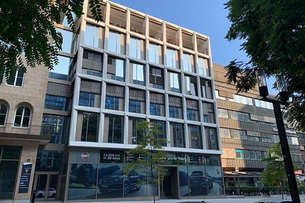 ImmobilienAward 2019, Kategorie Büro, LBBW Lautenschlager -Erster Bauabschnitt