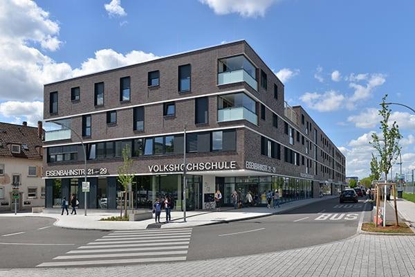 ImmobilienAward 2019, Kategorie Kombinierte Wohnformen, Eisenbahnstrasse Fellbach